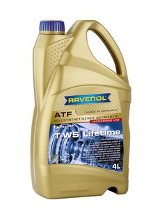 RAVENOL ATF T-WS Lifetime 1211106-004-01-999 4 | L