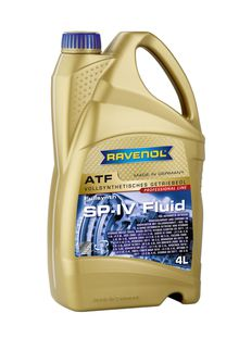 RAVENOL ATF SP-IV Fluid 1211107-004-01-999 4 | L