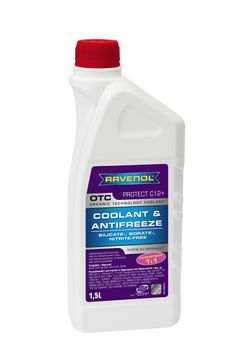 RAVENOL OTC Organic Techn. Coolant Concentrate  1410110-150-01-999 1,5 | L