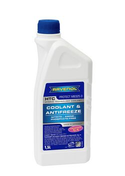 RAVENOL HTC Hybrid Technology Coolant Concentrate 1410120-150-01-999 1,5 | L