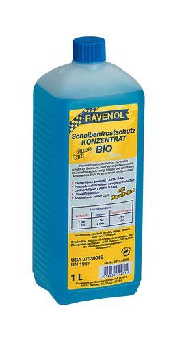 RAVENOL Scheibenfrostschutz Konzentrat BIO 1420100-001-01-000 1   L