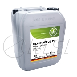 Масло гидравлическое HLP-D 22 REKTOL Spezial Hydraulikol HLP-D ISO VG 22 (20л), Германия 644025520
