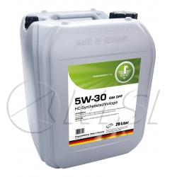 Масло моторное 5W30 GM DPF REKTOL  DPF-2/3 Plus (20л), Германия 106053120