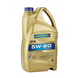 RAVENOL Super Fuel Economy SFE SAE 5W-20 1111110-005-01-999 5 | L
