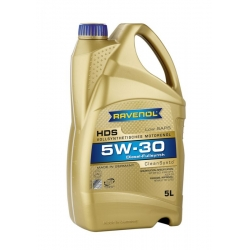 RAVENOL HDS Hydrocrack Diesel Specific 5W-30 1111121-005-01-999 5 | L