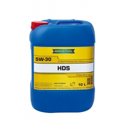 RAVENOL HDS Hydrocrack Diesel Specific 5W-30 1111121-010-01-999 10 | L