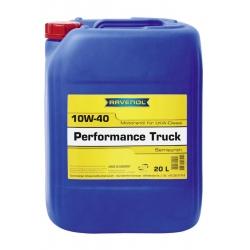 RAVENOL Performance Truck SAE 10W-40 1122106-020-01-999 20 | L