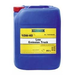 RAVENOL Low Emission Truck SAE 10W-40 1122109-020-01-999 20 | L