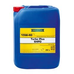 RAVENOL Turbo plus SHPD SAE 15W-40 1123115-020-01-999 20 | L
