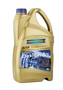 RAVENOL ATF DEXRON VI 1211105-004-01-999 4 | L