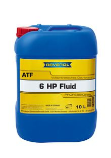 RAVENOL ATF 6 HP Fluid 1211112-010-01-999 10 | L