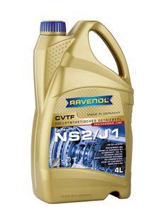 RAVENOL CVTF NS2/J1 Fluid 1211114-004-01-999 4 | L