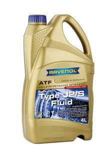 RAVENOL ATF J2/S Fluid 1211115-004-01-999 4 | L