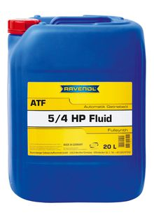 RAVENOL ATF 5/4 HP Fluid 1212104-020-01-999 20 | L