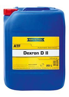 RAVENOL ATF Dexron D II 1213102-020-01-999 20 | L