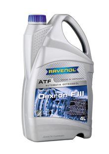 RAVENOL ATF Dexron F III 1213104-004-01-999 4 | L
