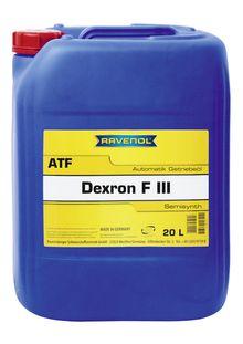 RAVENOL ATF Dexron F III 1213104-020-01-999 20 | L