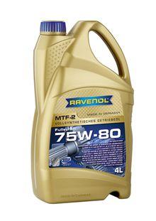 RAVENOL MTF-2 SAE 75W-80 1221103-004-01-999 4   L