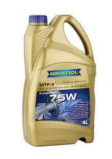 RAVENOL MTF-3 SAE 75W 1221104-004-01-999 4   L