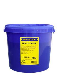 RAVENOL LKW FETT BLAU 1340117-010-03-000 10 | L