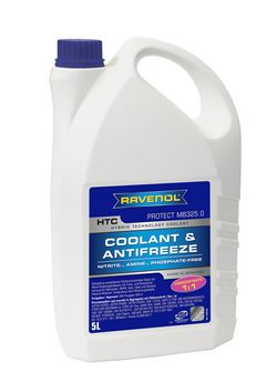 RAVENOL HTC Hybrid Technology Coolant Concentrate 1410120-005-01-999 5 | L