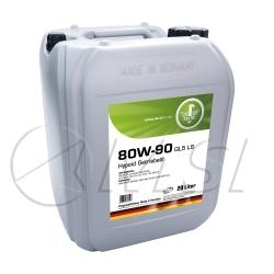 REKTOL Hypoid Getriebeöl 80W-90 GL5 LS 469809020 20 | L
