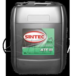 SINTEC ATF III Dexron (20 л)