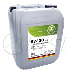 Масло моторное 5W20 GF5 REKTOL  Global Plus (20л), Германия 106052020