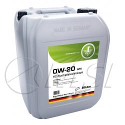 масло моторное REKTOL 0W-20 GF5  106002020 20 | L