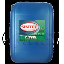 SINTEC Diesel 15W-40 CF-4/SJ (30 л)