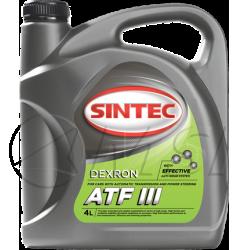 SINTEC ATF III Dexron (4 л)