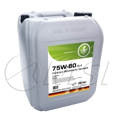 Трансмиссионное масло  75W80 GL4 REKTOL Getriebeöl (20л), Германия 477758020