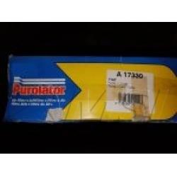 Фильтр воздушный PUROLATOR A17330, аналог MANN C3873, C3874, WIX WA6268 FIAT 71736134, 7786255, 71736128, 7729686, 7729687
