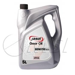 Масло трансмиссионное 80w90 GL5 Gear OIL JASOL, 5л