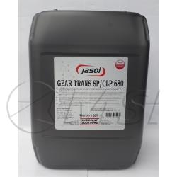 Масло редукторное SP-CLP 680 GearTrans JASOL, 20л
