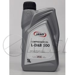 Масло компрессорное L-DAB 100 Compressor OIL JASOL, 1л