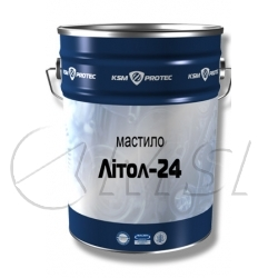 KSM ЛИТОЛ-24 литиевая смазка (17кг)