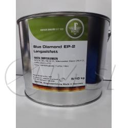 Смазка EP2 KP2K-30 REKTOL Blue Diamond  (5кг), Германия 800312161