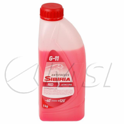 Sibiria antifreeze ОЖ-40 красный (1кг)