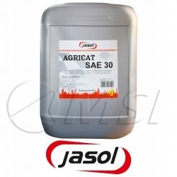 Масло гидравлическое трансмиссионное SAE30 GL-4 AGRICAT JASOL, 20л