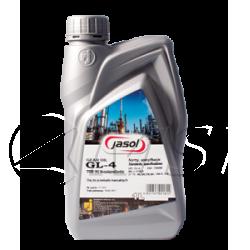 Масло трансмиссионное 75w90 GL4 Gear OIL Semisynthetic JASOL, 1л