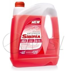 Sibiria antifreeze ОЖ-40 красный (10кг)