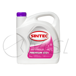 Sintec ANTIFREEZE PREMIUM G12+ (5кг)