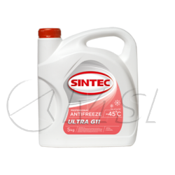 Sintec ANTIFREEZE ULTRA G11 (5кг)